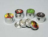 Aluminum Grinder Mix picture-4 parts