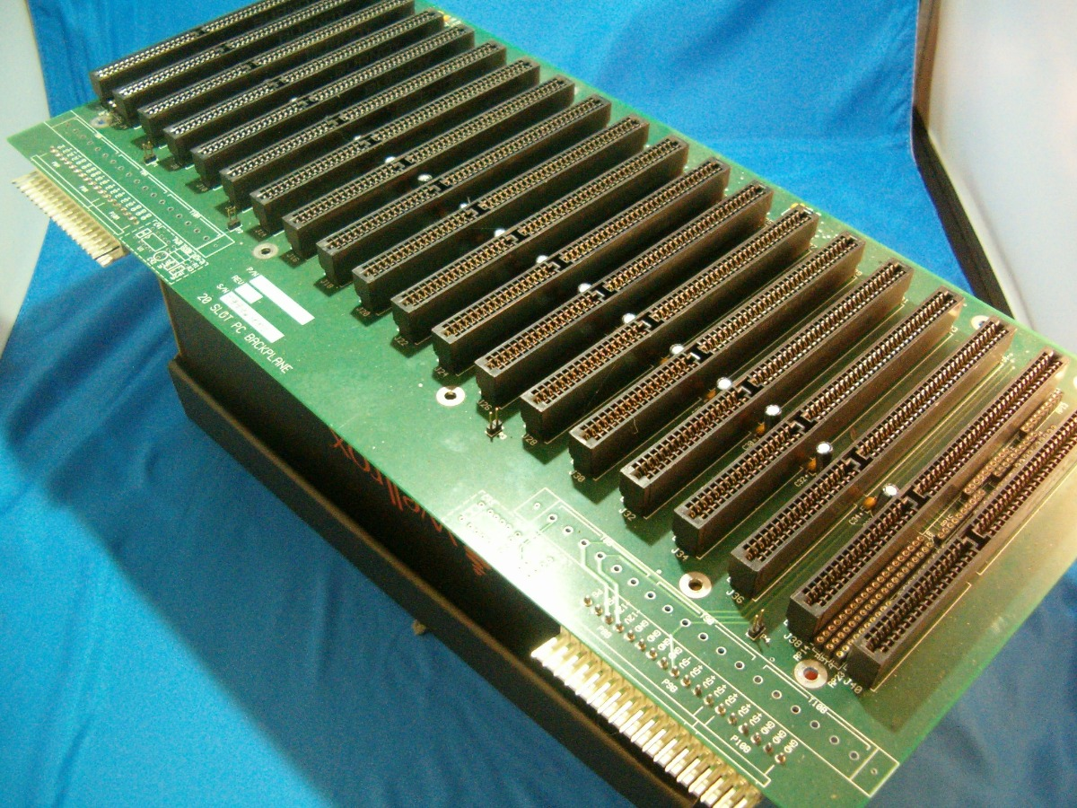 Backplane ISA slot board 20 slot from server
