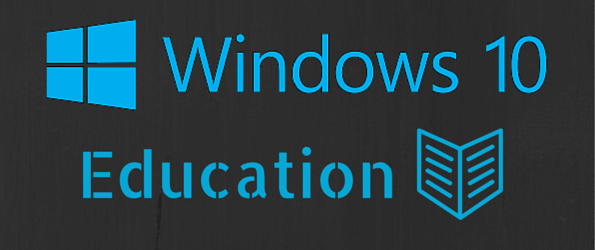 Windows 10 – Windows 10 Education with direct down...