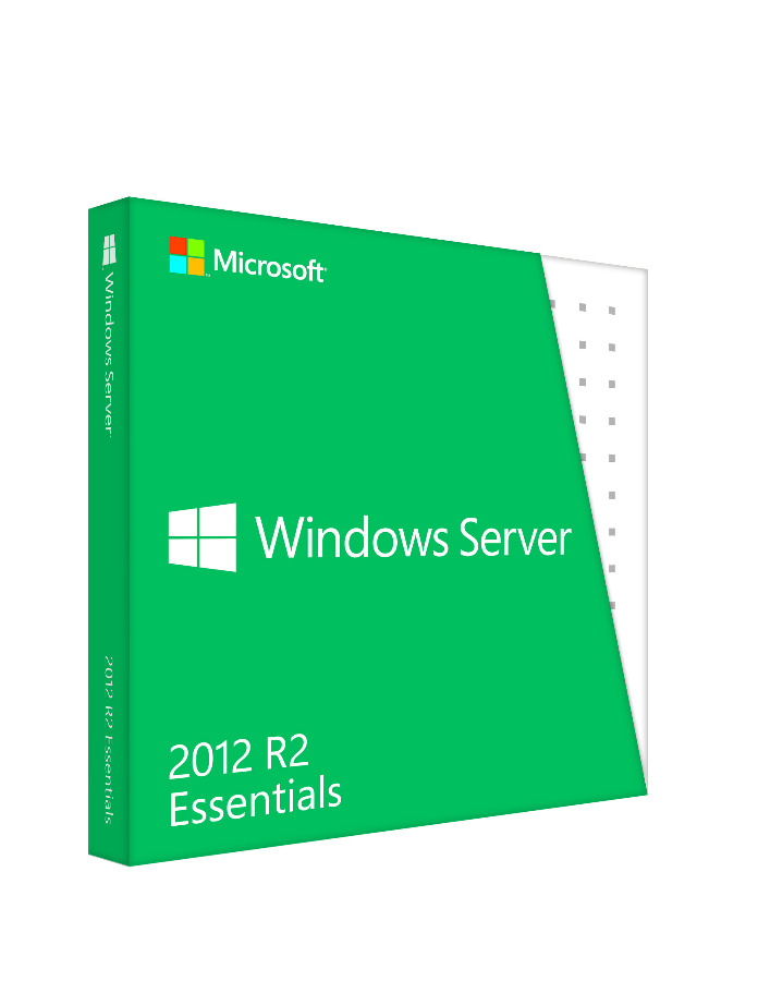 Windows - Windows Server 2012 R2 Essentials 64-bit