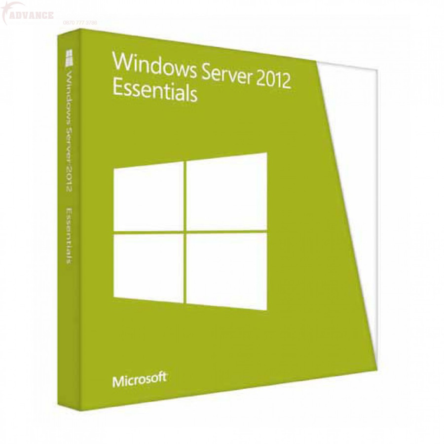 Windows -  Windows Server 2012 Essentials 64-bit