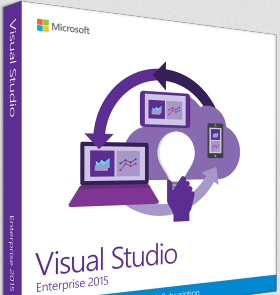 Visual Studio - Visual Studio 2015 Enterprise and ISO
