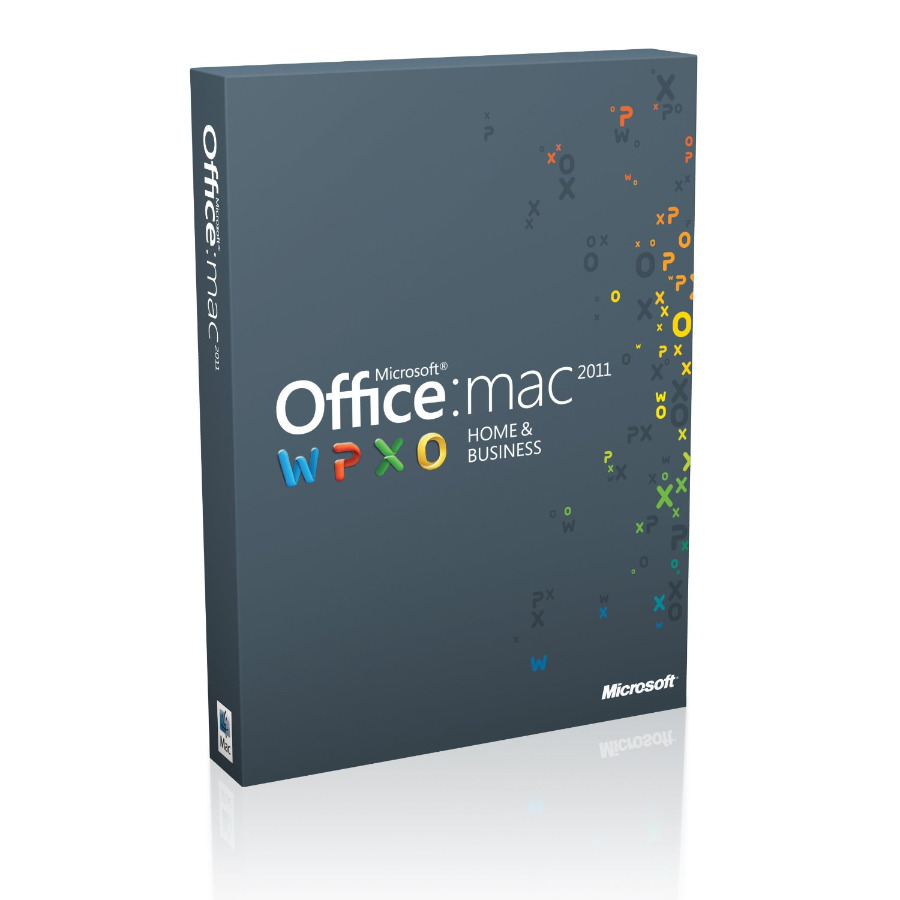 Office - Office 2011 Home and Business for Mac