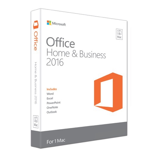 Office - Office 2016 Home and Business for Mac