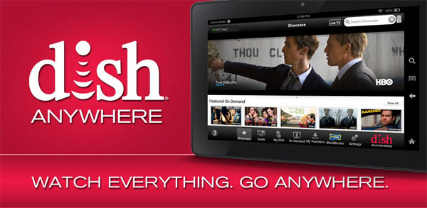 Dish Anywhere Network Lifetime
