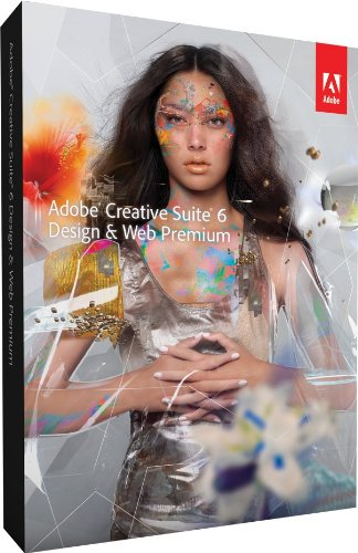 Adobe - Adobe CS 6 Design and Web Premium For Windows