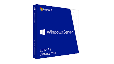 Windows - Windows Server 2012 R2 Datacenter 64-bit
