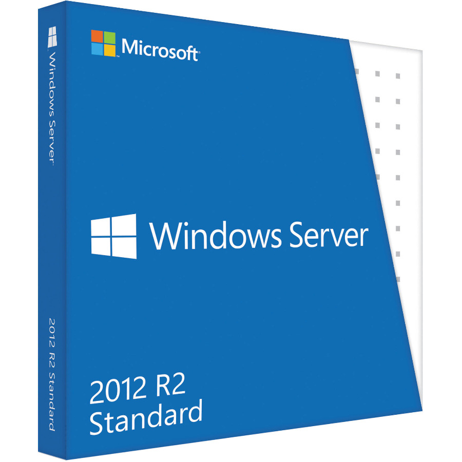 Windows - Windows Server 2012 R2 Standard 64-bit
