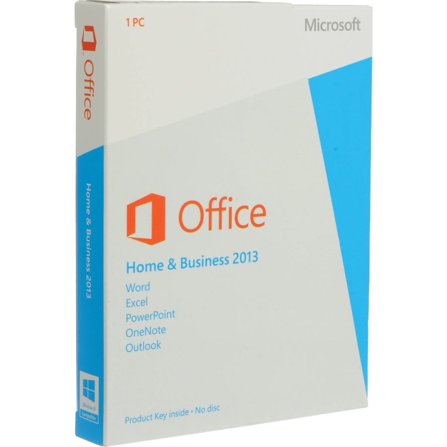 Office - Office 2013 Home and Business for Windows