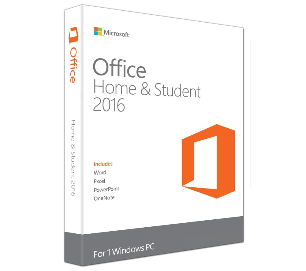 Office - Office 2016 home and student for Windows