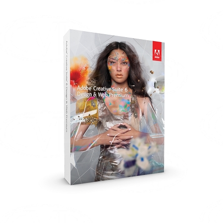 Adobe - Adobe CS 6 Design and Web Premium For MAC