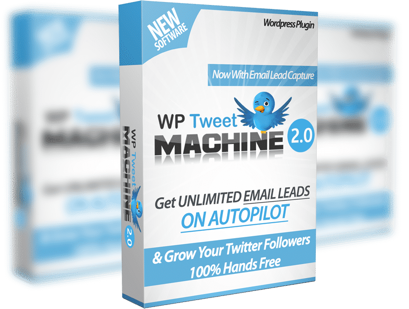 WP Tweet Machine 2.0