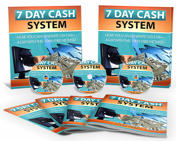 7 Day Cash System
