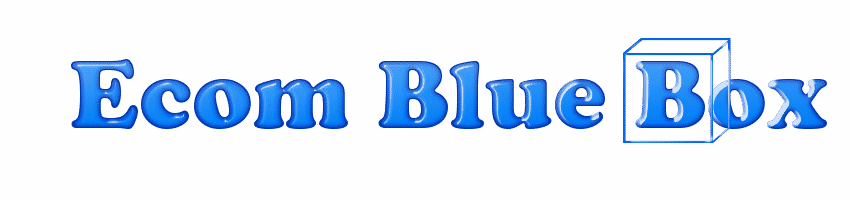 Ecom Blue Box
