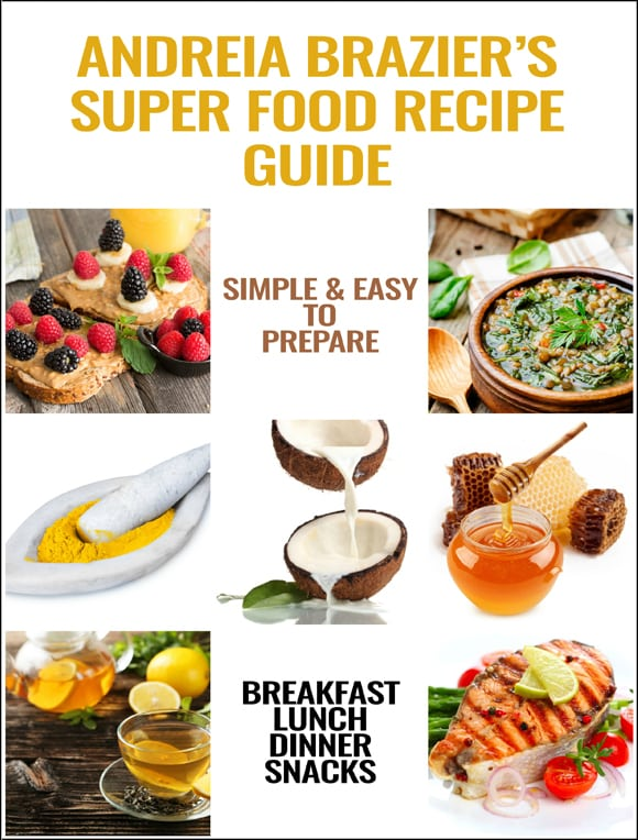 Recipe Guide Andreia's Kitchen