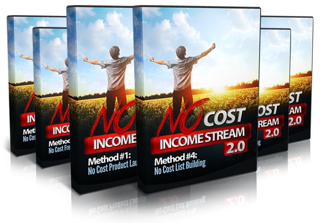 The No Cost Income Stream 2.0 Course