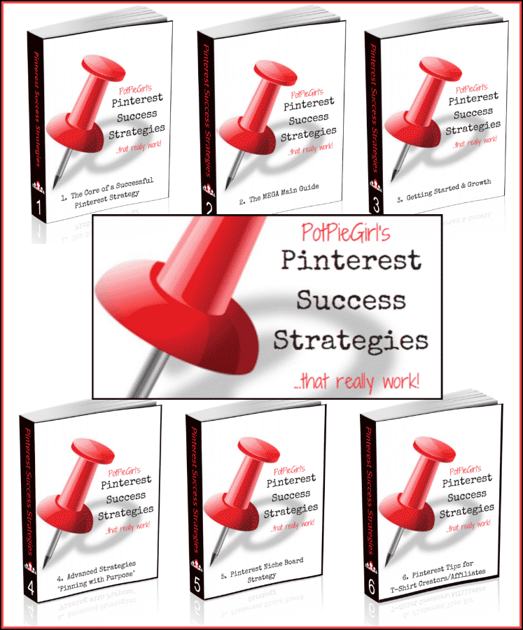 Pinterest Success Strategies(2017)