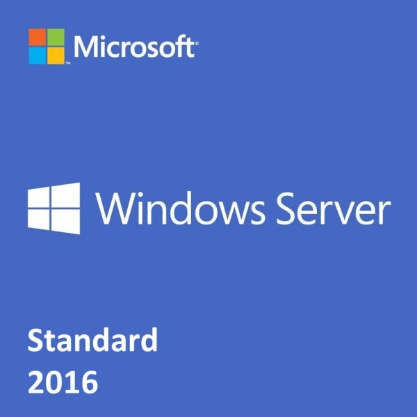 Windows - Windows Server 2016 Standard + Language Pack