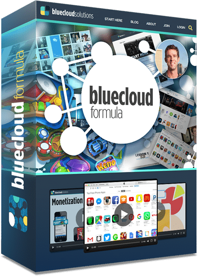 The Bluecloud App Formula