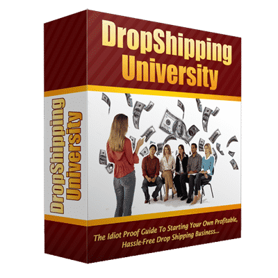 Dropshipping University