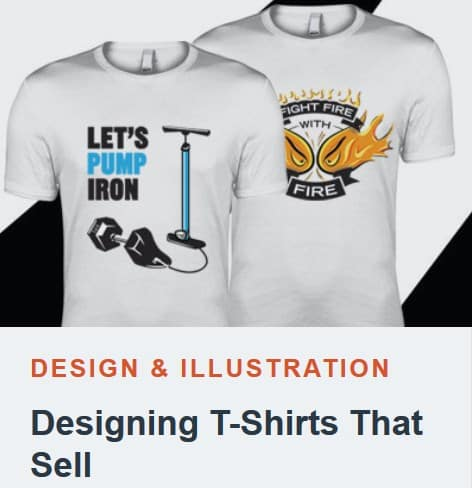 Designing T-Shirts That Sell with Gary Simon