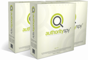 Authority Spy [Platinium]