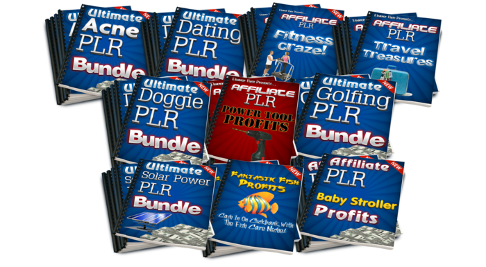 Mega PLR Bundle Firesale