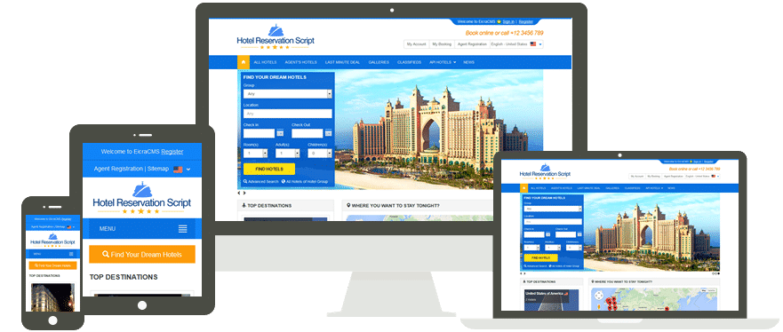 Eicra Hotel Reservation 2.9.2