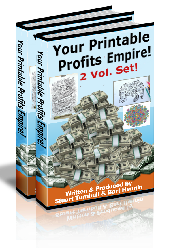 Your Printable Profits Empire