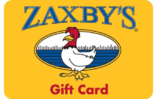 Zaxby's $50 Gift Card (2x$25)