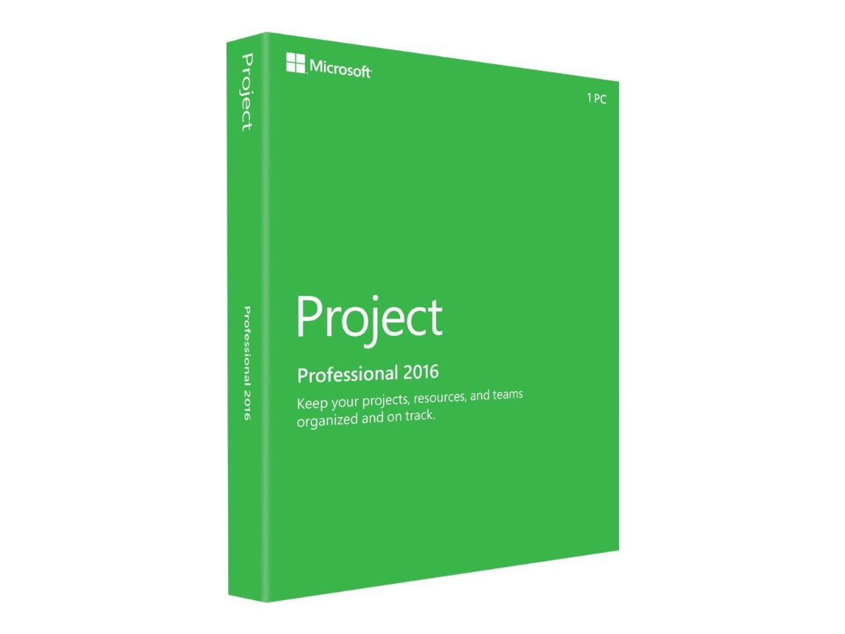 Project - Project Professional 2016 Multilanguage