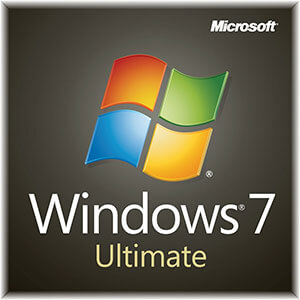 Windows - Windows 7 Ultimate