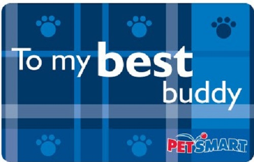 $500 PetSmart egift cards (In store use only)