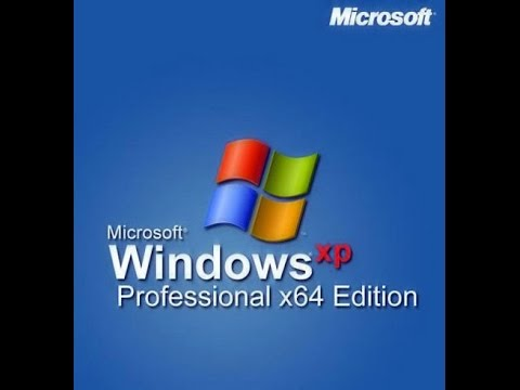 Windows - Windows XP PRO 64 bit