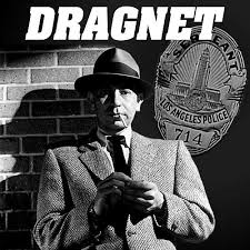 Dragnet Complete Radio Play (314 episodes)