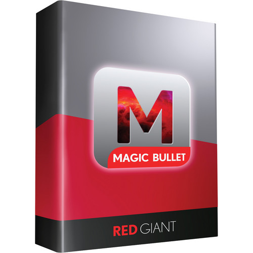 RED Giant Magic Bullet Suite - Black Friday offer