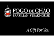 $100 Fogo de Chão eGift Card ( Email Delivered )