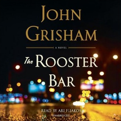 John Grisham The Roster Bar  2017 eBook + AudioBook