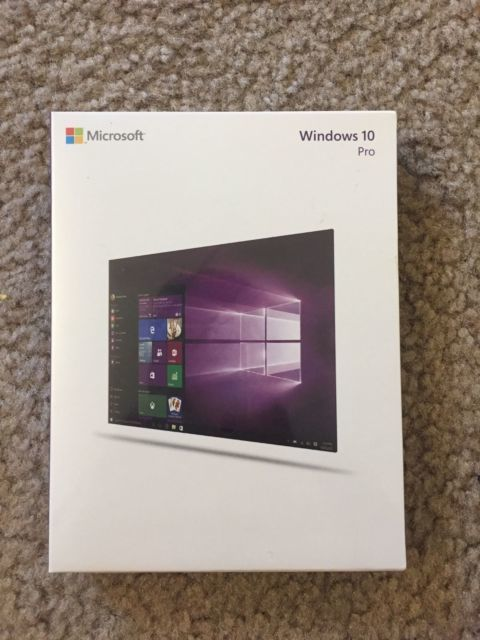 Microsoft Windows 10 Pro Professional 32/64 Bit Key