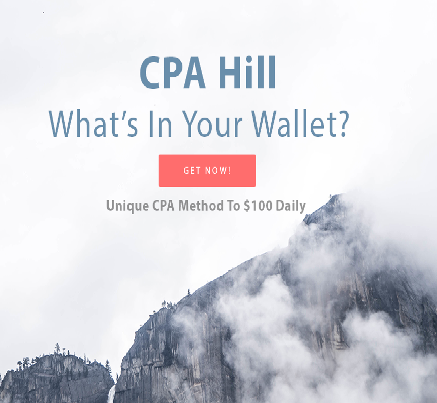 Make 100 Daily On CPA
