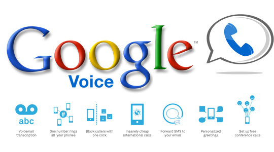 10 USA or Canadian Google voice numbers