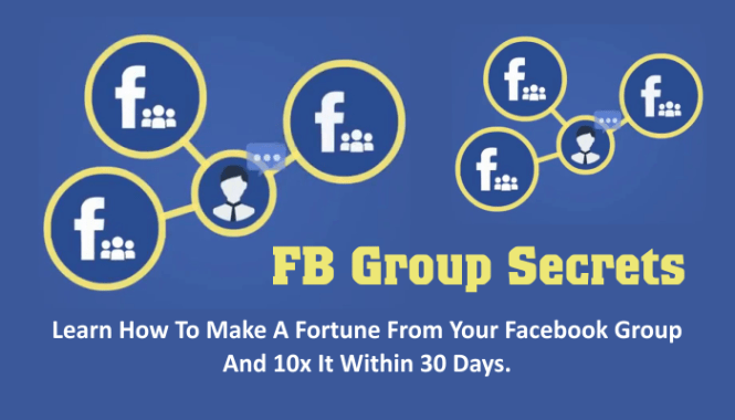 FB Group Secrets