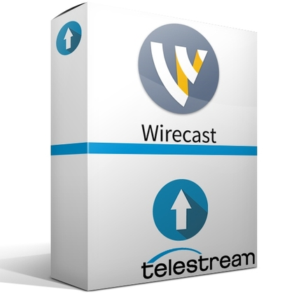 Wirecast v8.1 x64 PC - Live Streaming Software