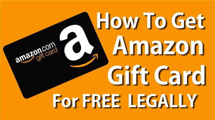 Amazon Gift Card Method