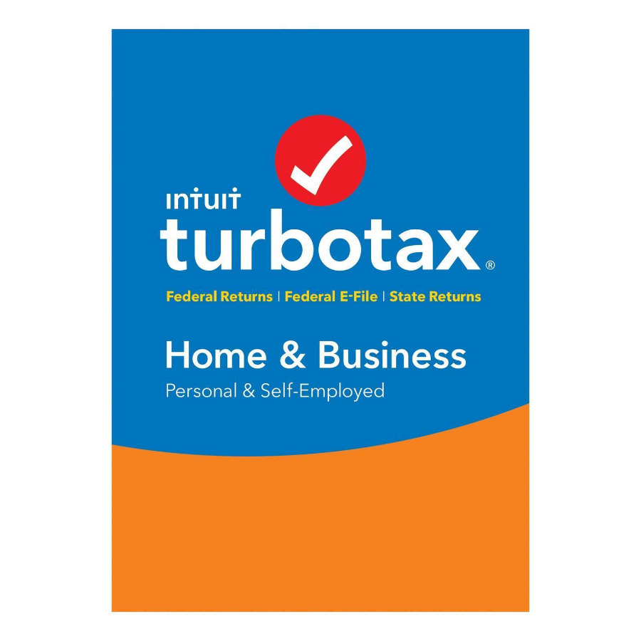 Turbotax 2018 & Quicken 2017 - Home  Business/Re...
