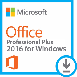 Office key – Office 2016 Professional Plus + Download