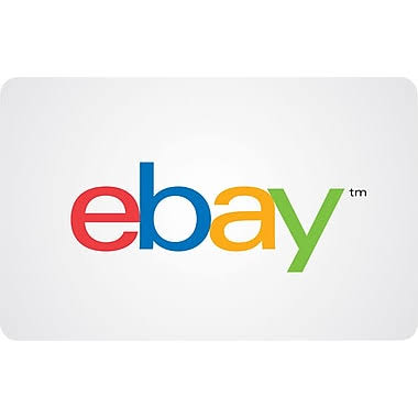 eBay Gift Card $500 [LIMITED STOCK]
