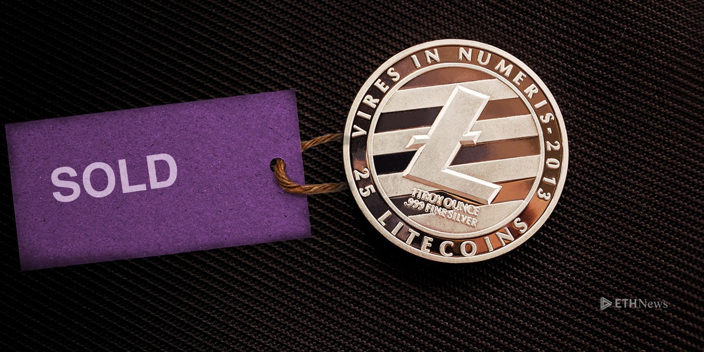 0.1 (0,1) Litecoin (LTC) Directly to Your Wallet