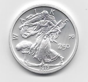 Zombucks™ Walker 1 oz Silver Round