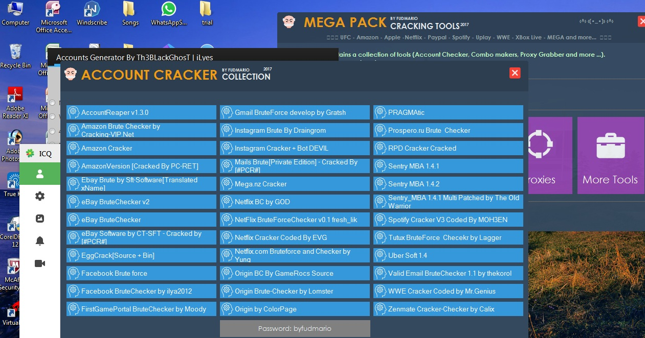 Tools checker crack any gift cards MMO